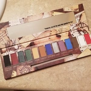 Supernatural palette